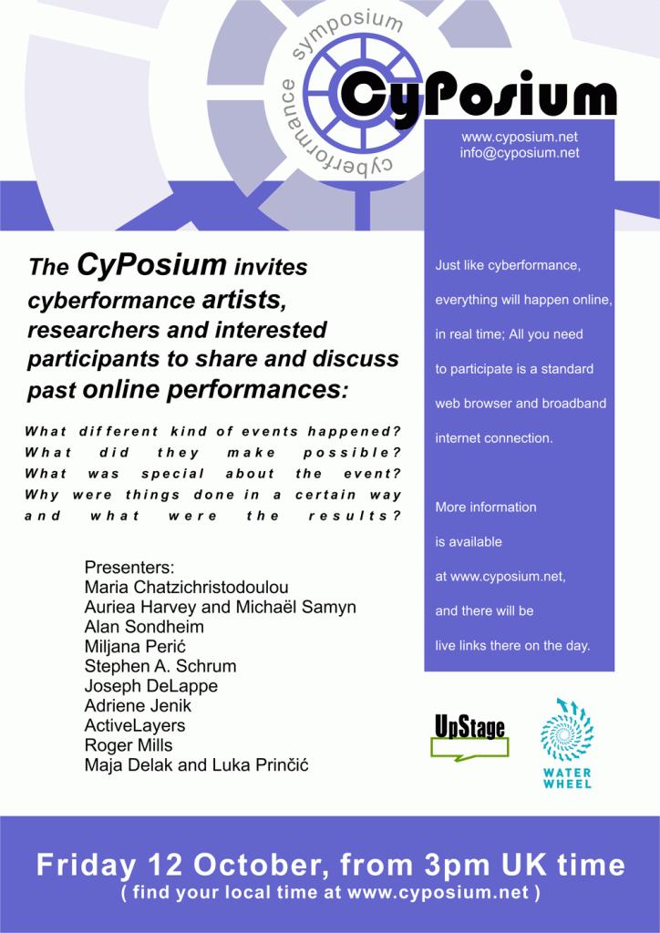 CyPosium invitation